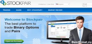Обзор StockPair