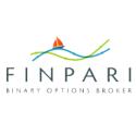 Логотип брокера Finpari