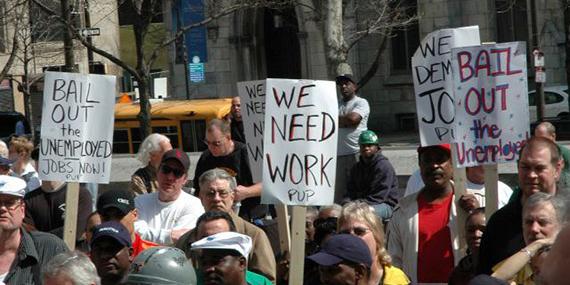 статистика безработицы США, февраль 2016