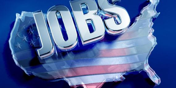 В США уровень безработицы снизился до 4.9%