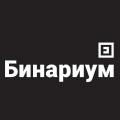 Логотип брокера Binarium